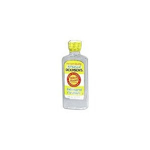 Dr. Oz recommends Dickinson Witch Hazel Cleansing Astringent for under eye bags and puffiness.