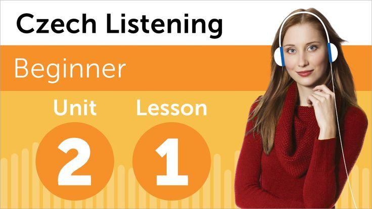 Learn even more Czech at http://www.czechclass101.com/index.php?cat=13 #Czech #learnCzech #siteczechclass101 #czechrepublic