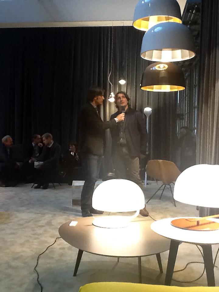 Jörg Boner interviewed by Giorgio Tartaro