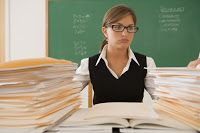 Biz ads: Attention Teachers..Imagine No More Assessments