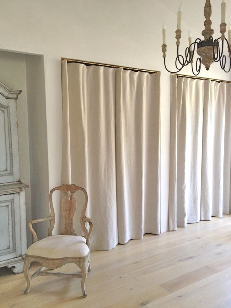 1000 ideas about closet door curtains on pinterest. Black Bedroom Furniture Sets. Home Design Ideas