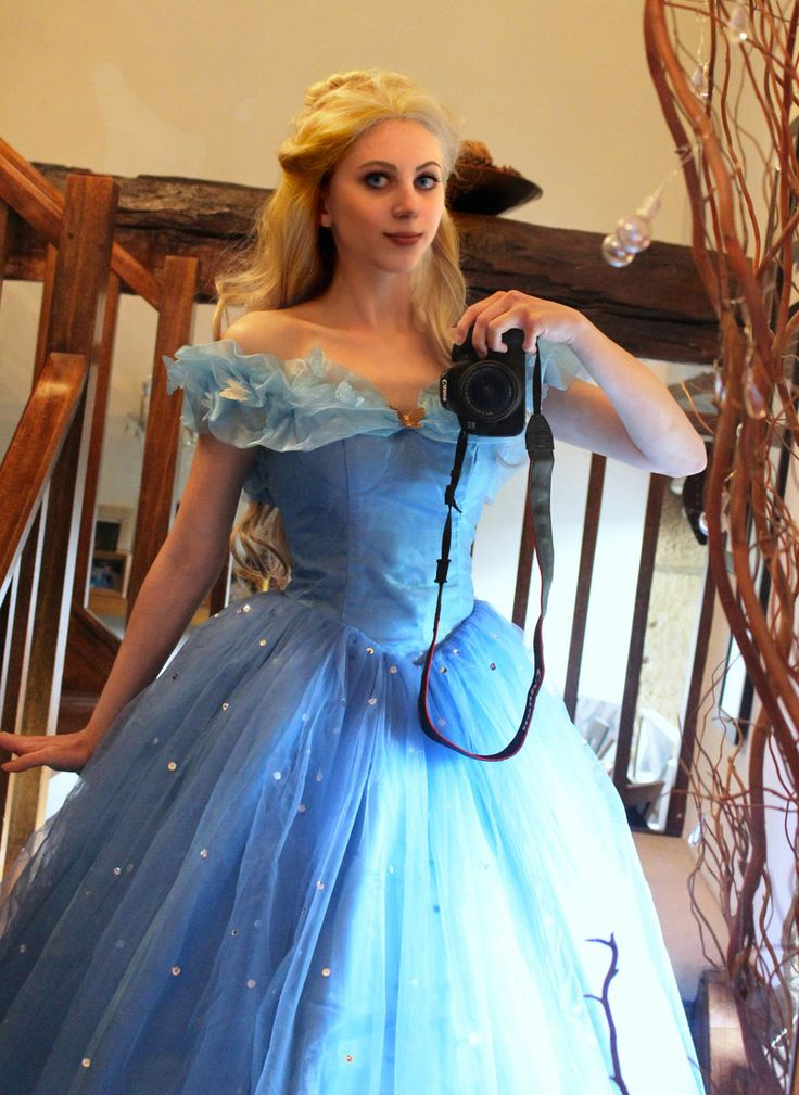 [Self] Cinderella cosplay