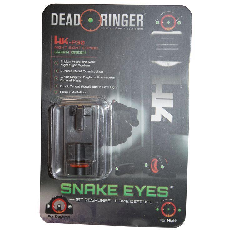 Dead Ringer Heckler & Koch P30 Sight