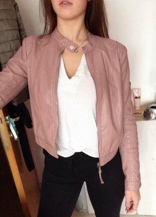 Kaufe meinen Artikel bei #Kleiderkreisel http://www.kleiderkreisel.de/damenmode/lederjacken/120479050-kurze-lederjacke-in-schonem-alt-rosa
