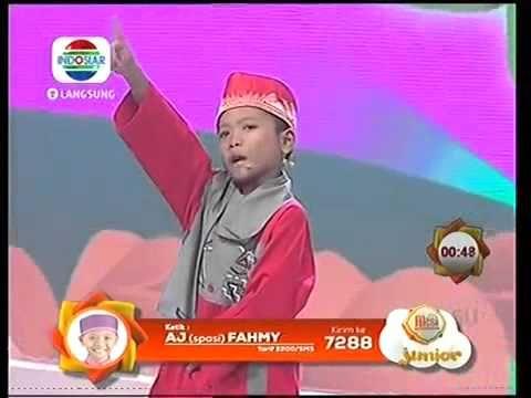 Aksi Junior 2014 FAHMI BANDUNG  Kelompok Fathanah