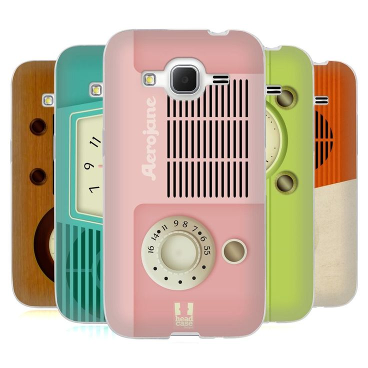 HEAD CASE VINTAGE RADIO PHONE GEL CASE FOR SAMSUNG GALAXY CORE PRIME G360 #HeadCaseDesigns