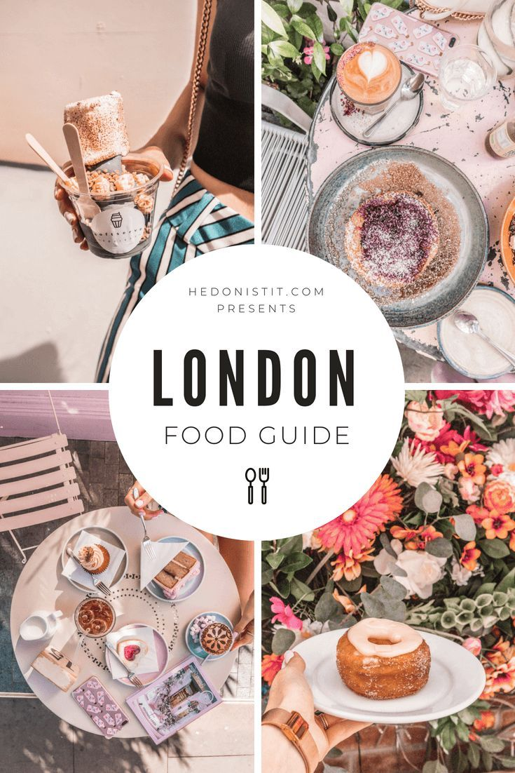 London – My Favorite Food Spots in the City