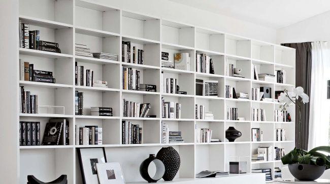 Librerie Moderne Laccate.Libreria Componibile Laccata Artik Nel 2019 Librerie