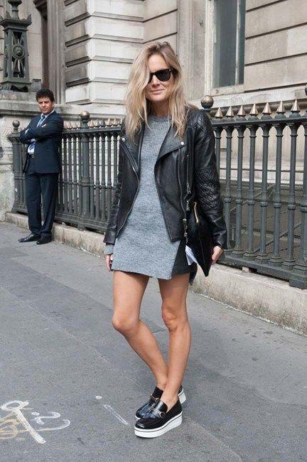 London Fashion Week SS15 #streetstyle #fashionweek