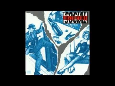 Social Distortion - Social Distortion (Full Album)