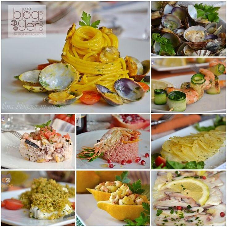 Cari lettori, ecco per voi una selezione di ricette a base di pesce semplici e veloci, ideali per la tavola della Vigilia! Men
