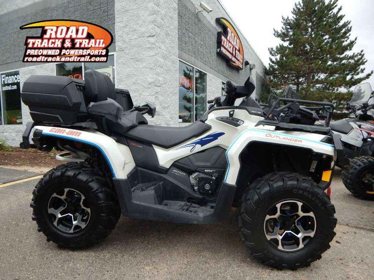 9 Best 2015 Can Am Outlander L Max 500 Dps Images On