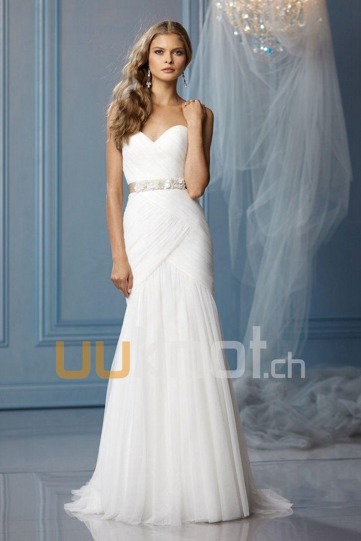 100 best Mantel Brautkleider images on Pinterest   Wedding frocks ...
