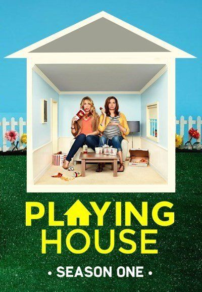 Playing House on USA | Lennon Parham Jessica St. Clair. This show is everything.