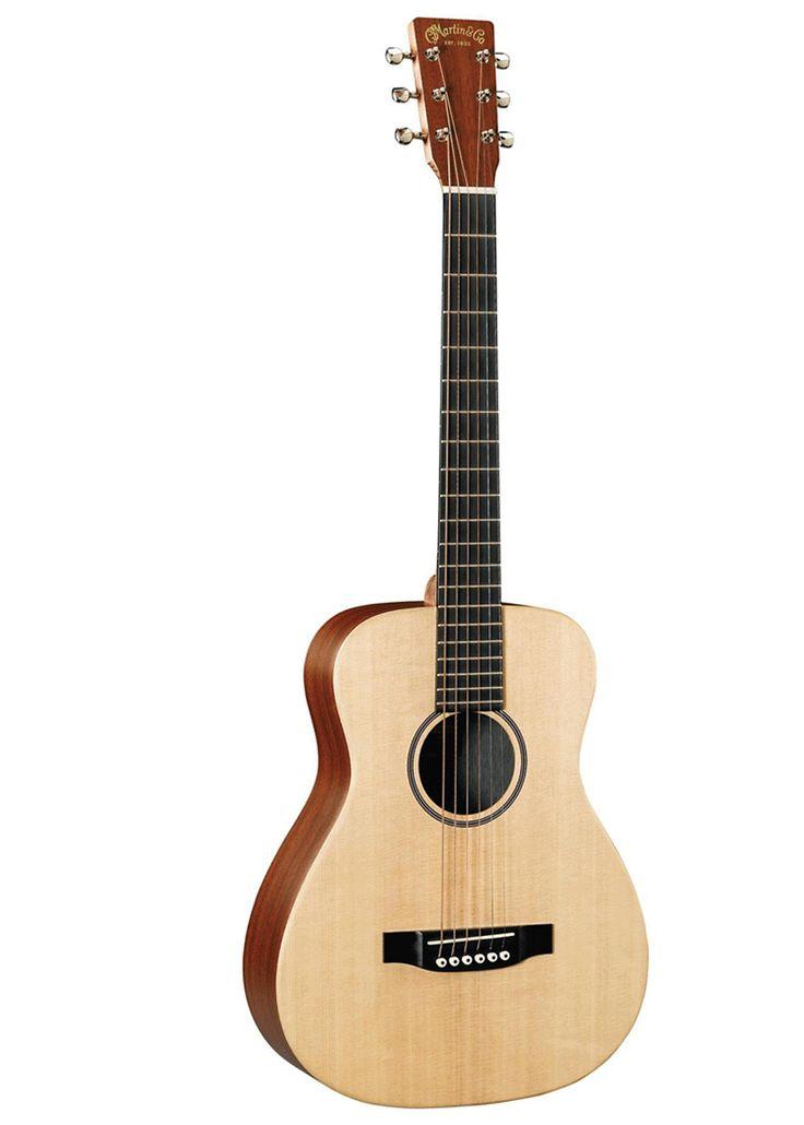 Guitarra Acustica Martin LX1 little, ideal para ir de viaje o para un nuevo estudiante. #musicheadstore #acousticguitar #guitar #Martin