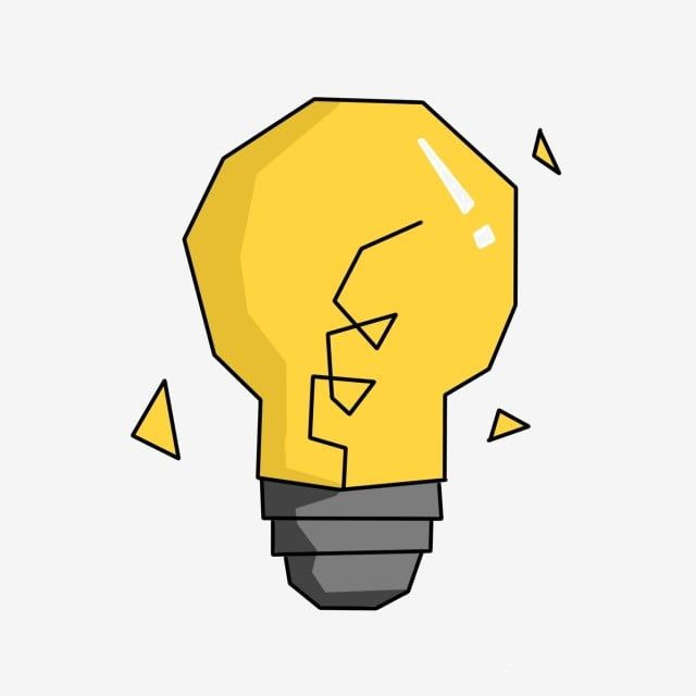 Glowing Yellow Light Bulb Illustration Bulb Clipart Yellow Light Bulb Glowing Light Bulb Png Transparent Clipart Image And Psd File For Free Download Light Bulb Illustration Bulb Light Bulb