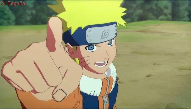 Naruto Shippuden Ultimate Ninja Storm Trilogy - Tráiler en Nintendo Switch
