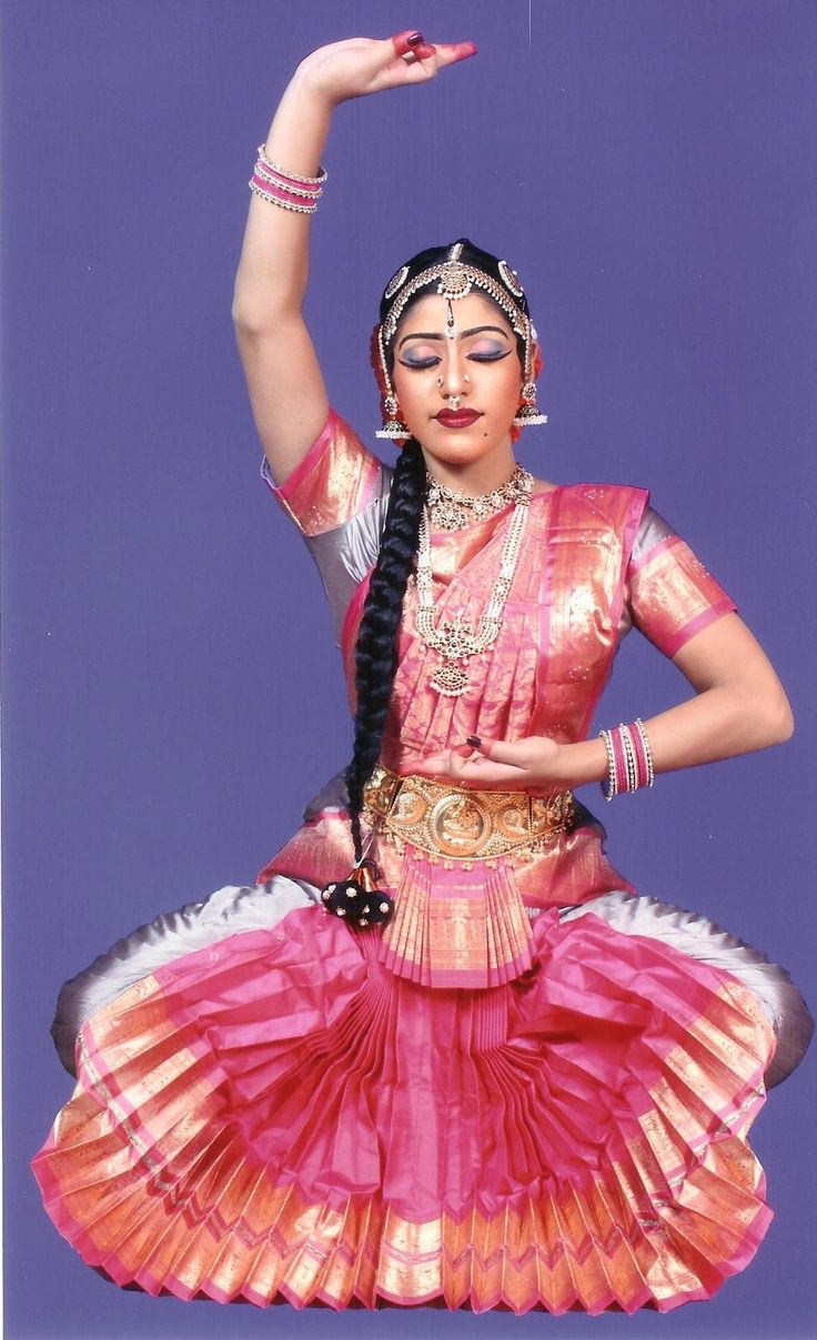 Bharata Natyam: danza clásica de la India.