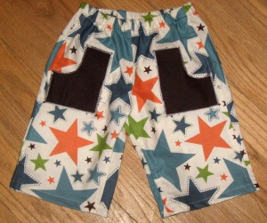 Handmade Christmas Gifts for Boys, shorts