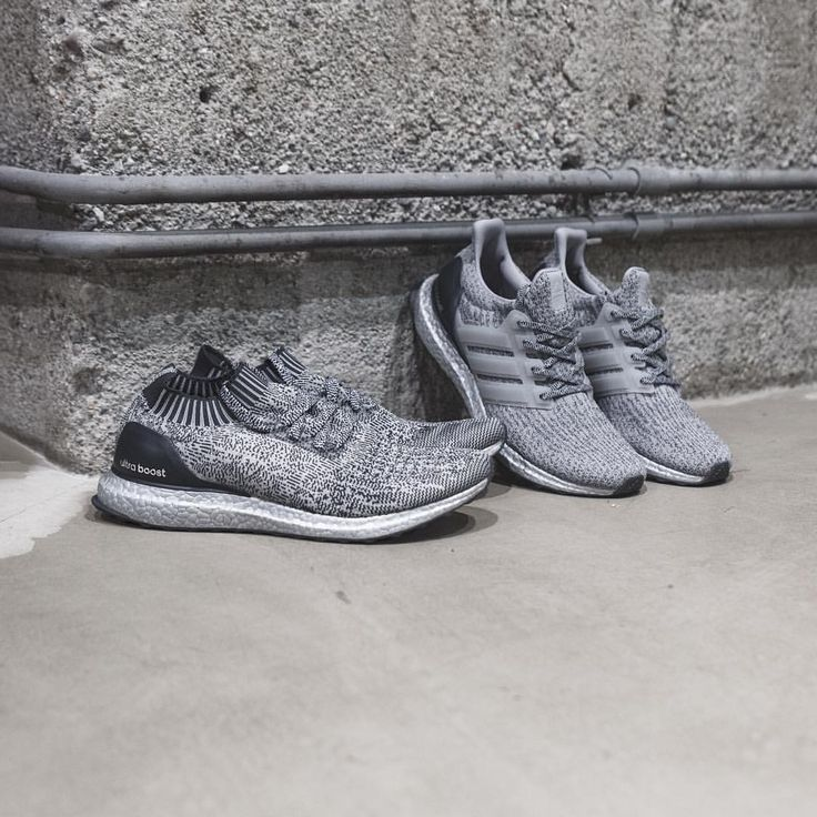 Adidas Ultra Boost 3.0 Silver Pack On Feet