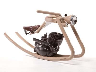motorcycle rocking chair - Google Search