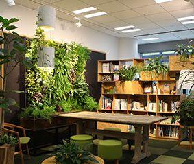 Urban Green Lab interior