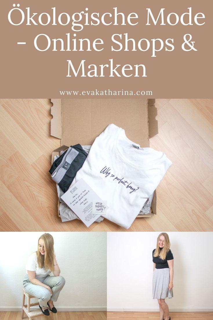 newest c98a3 b2991 Ökologische Mode - Online Shops & Marken - #Marken #Mode ...