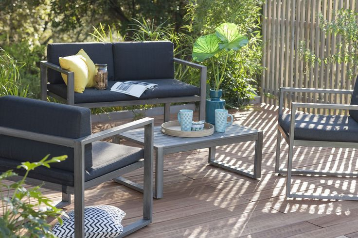 les 47 meilleures images du tableau terrasse et jardin. Black Bedroom Furniture Sets. Home Design Ideas