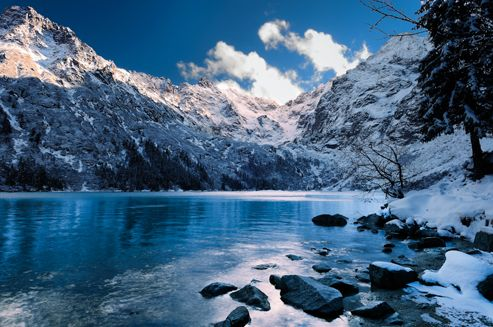 Tatra National Park won 12th place in the ranking of CNN on the most beautiful park in the world.