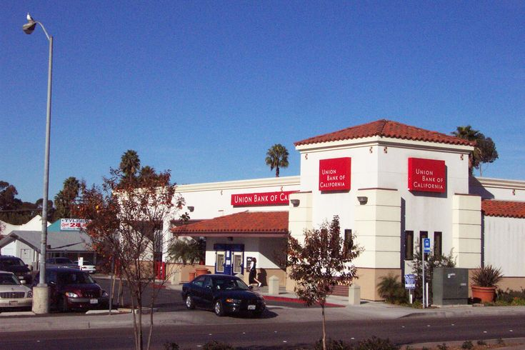 Union Bank of California - Addition & remodel to an existing branch using a southwest style design concept.
