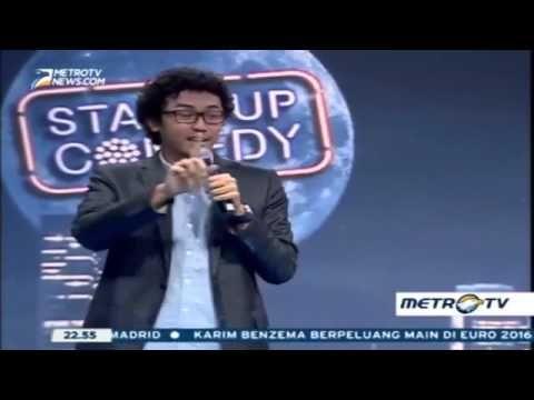 Gilang Bhaskara ~ Stand Up Comedy Indonesia Terbaru Maret 2016