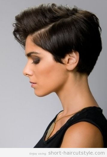 Womens Short Hairstyles for Round Faces 2013 – Best Womens Short ...