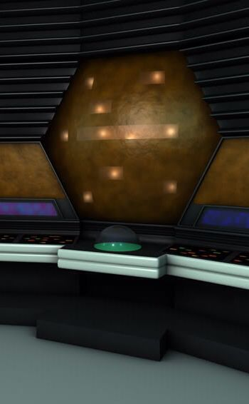 "Zen The Computer from ""Blake's Seven"""
