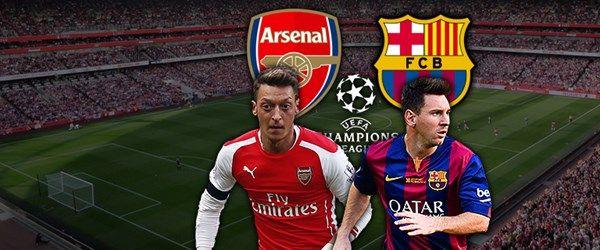 Arsenal-Barcelona maçı hangi kanalda?