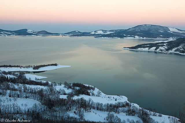 """Neochori, Lake Plastira, Thessaly, Greece, 2011."""
