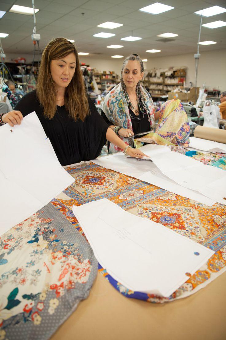 How We Make a One-Of-A-Kind Johnny Was Kimono
