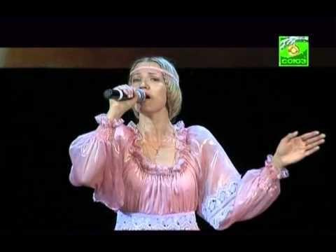 Концерт Юлии Славянской. 'Всем Россию любящим...' - YouTube