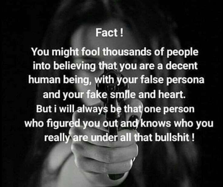 narcissist - People actually warned me about you and I came to your defense, over and over again. I won't speak ill of you (that is not who I am) but I definitely will no longer defend you - and that you will feel.