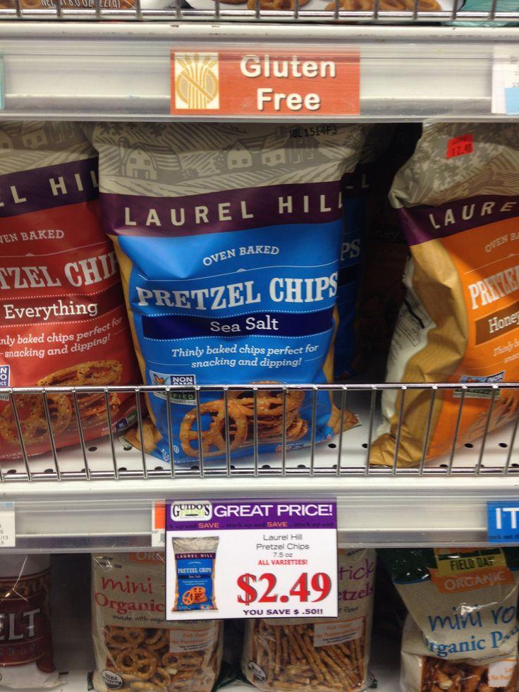 Staff favorite laurel hill pretzels