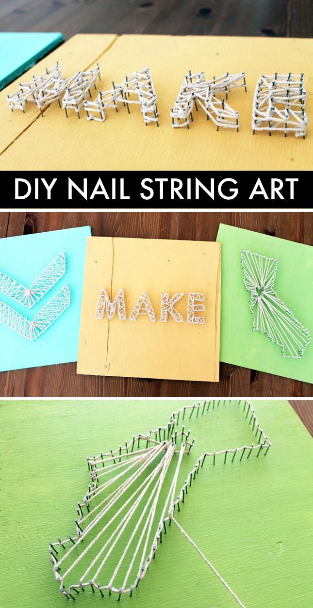 426 best string art images on Pinterest | Spikes, String ...