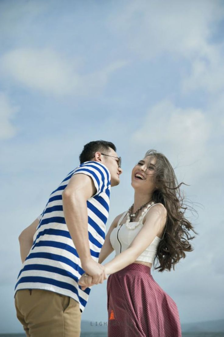 Sea Breeze Love, The Prewedding Of Arief And Olivia by Lighthouse Photography - 003