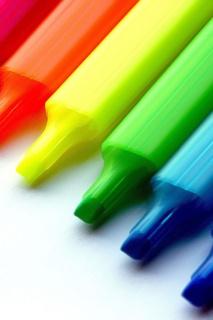 colors are so fresh...#rainbow