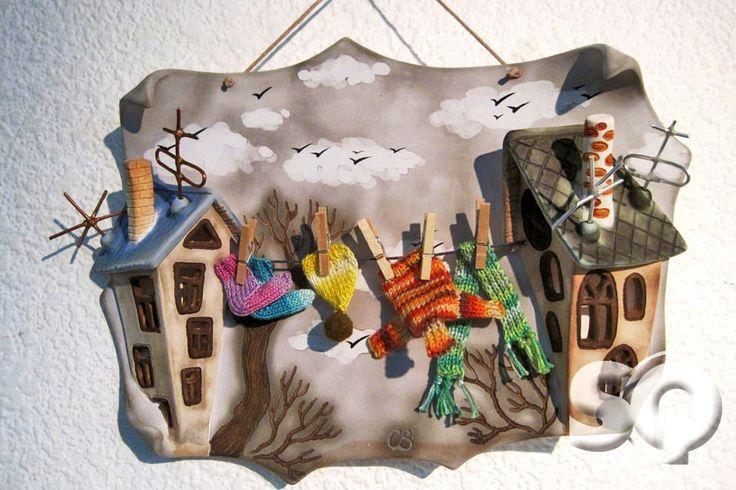 Светлана Виноградская, художник – керамист  из  города  Харькова.