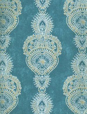 INDO CHIC Galerie Wallpaper G67382 #homedecor #boho #wallpaper