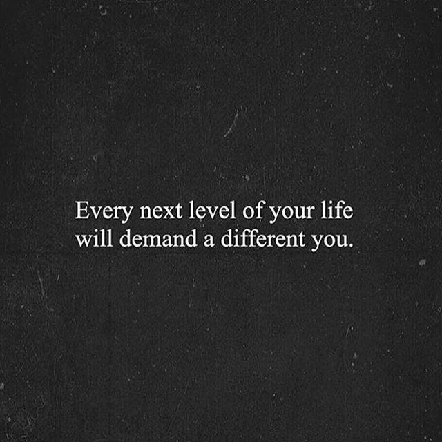 Be Prepared! #next #level