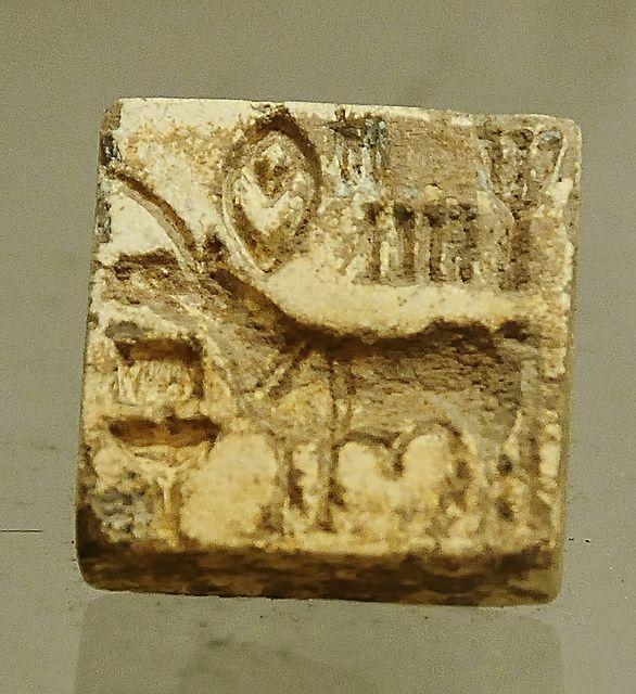Seal -3, Harappan Civilization, C- 2700-2000 BC | Flickr - Photo Sharing!