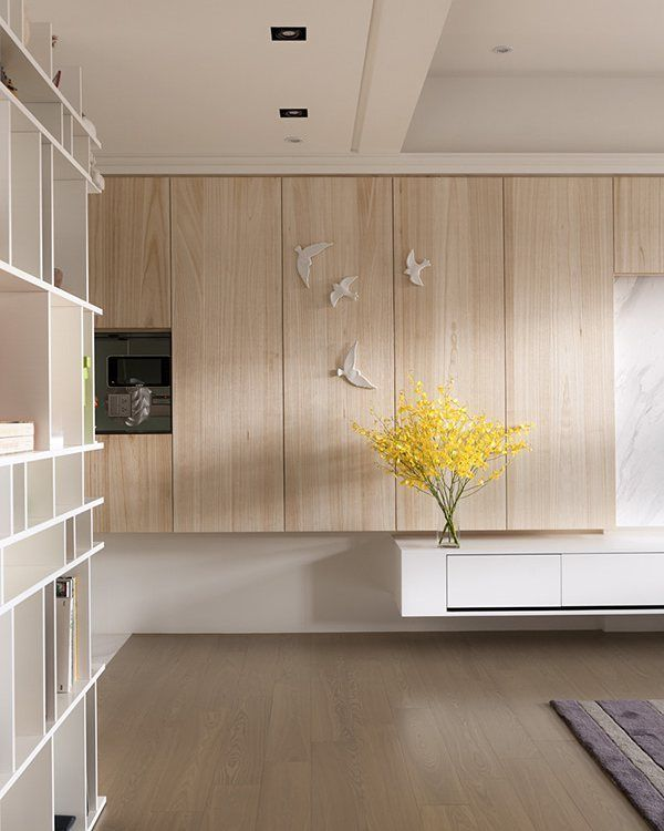 Bookshelves interior design BoConcept dunnish design   white bookcase