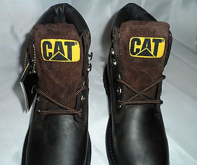 Boys girls kids #caterpillar cat colorado boots uk 3 eu 36 in #brown #ex-display,  View more on the LINK: 	http://www.zeppy.io/product/gb/2/262175435482/