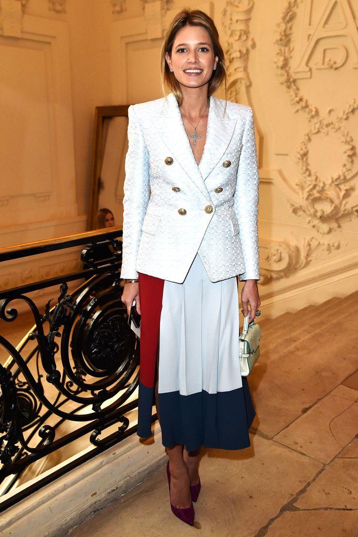 Tracey edmonds style fashion amp looks best celebrity style - Jean Paul Gaultier Front Row