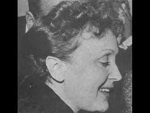 Edith Piaf - L'Hymne à l'amour